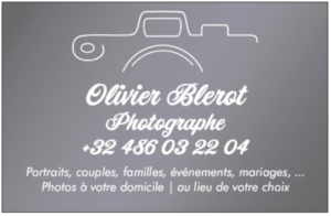 Business Card - Olivier Blerot